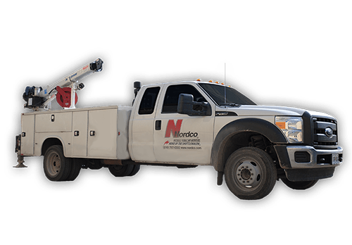 Nordco Shuttlewagon Mobile Services - Mobile Railcar Movers - Aftermarket Support