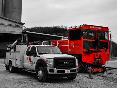 Field Service - Shuttlewagon Mobile Railcar Movers
