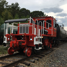 Tier 1 to Tier 3 Diesel Powered Mobile Railcar Mover
