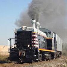 Unregulated Industrial Switch Locomotive - Shuttlewagon all electric mobile railcar movers