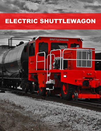 Electric Shuttlewagon Brochure - mobile railcar movers - electric navigator