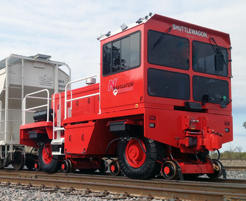 SW Railcar Mover - RAKA Press Release September 1, 2020