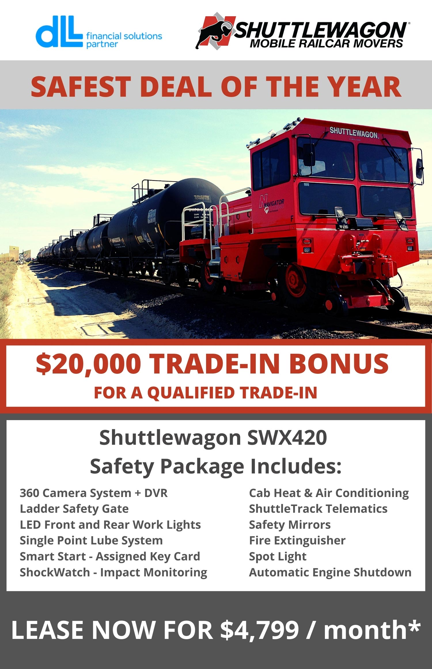 Shuttlewagon Deal Days - Safest Deal of the Year