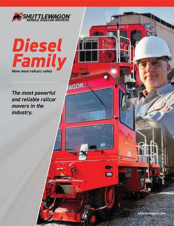Shuttlewagon Diesel Family Brochure